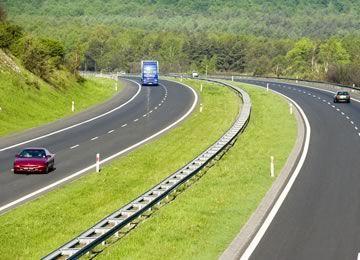 Średni Dobowy Ruch oraz przychody z poboru opłat na autostradzie A4 Katowice-Kraków w I kwartale 2021 roku